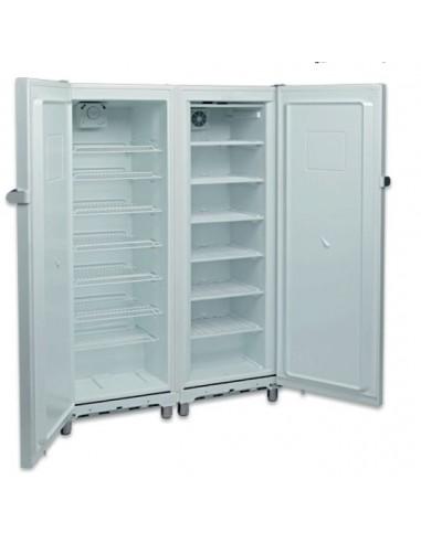 Armario Snack Mixto blanco Refrigerado/Congelados Side by Side KITCF350PRO