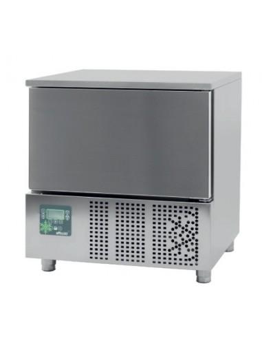 Abatidor de Temperatura Mixto GN1/1 y 600x400mm CR-051