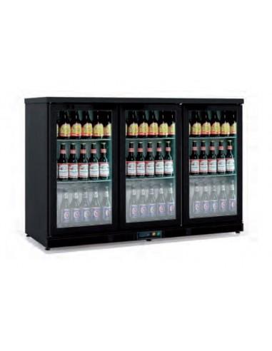 Botellero Refrigerado Vertical con puertas Abatibles 3 puertas DOCRILUC