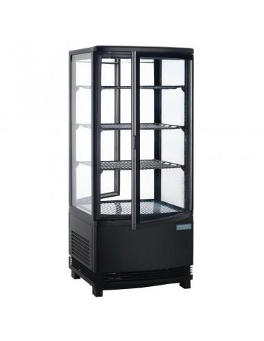 Armario Expositor Refrigerado 4 Caras...