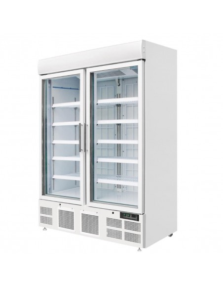 Expositor Congelados 2 Puertas de Vidrio GH507