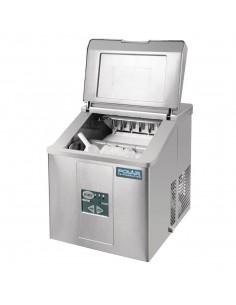 Máquina de hielo sobre mostrador producción 15kg al día G620 POLAR