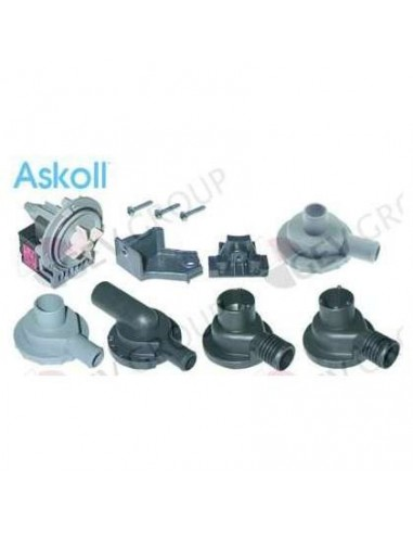 Kit Bomba de Desagüe ASKOLL
