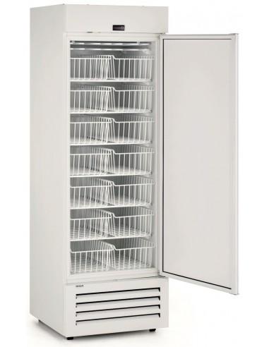 Congelador Vertical Plata con 14 Cestas CVL070POS