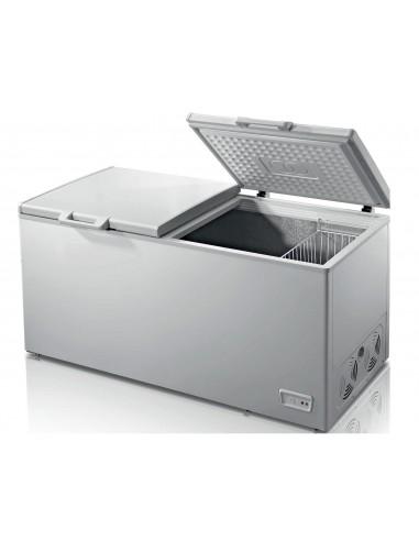 Congelador Horizontal Doble Puerta Abatible FC-600