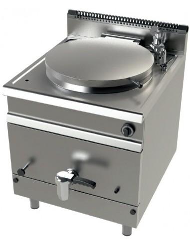 Marmitas a Gas 140 Litros Calentamiento Directo 21kw Serie 900 MG9C150D