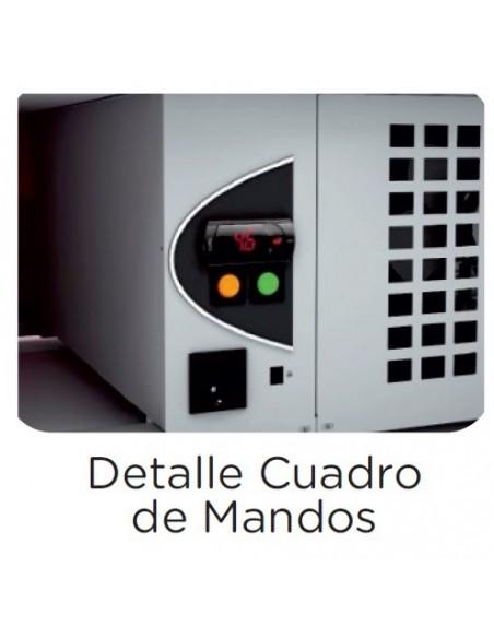Vitrina Refrigerada Expositora Fondo 800 VEC100