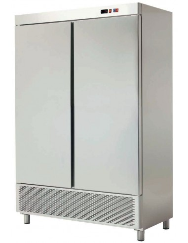Armario Snack Refrigerado Doble 2 medias puertas ARCH-1203