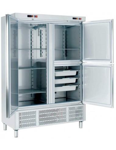 Armario Snack Refrigerado con Departamento de Congelados ARCH-1203-DC