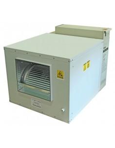 Unidad de filtración electrotática UFE HE PLUS 2000 y caja Extracion 10/10