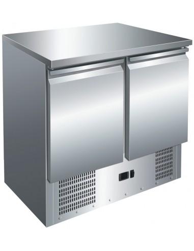Mesa GN1/1 Refrigerada Compacta Fondo 700 S901