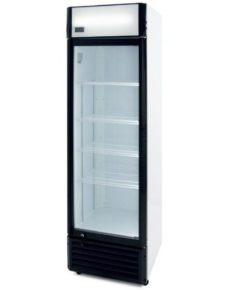 Armario Expositor Refrigerado Subcero -5ºC Puerta Vidrio SZ360