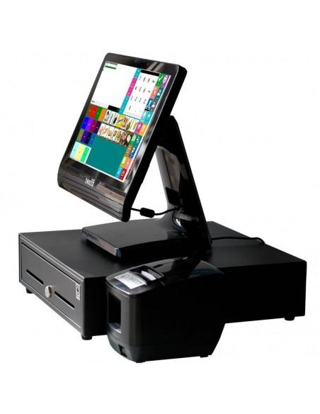 TPV Compacto Táctil MC90 para Tiendas y Comercios