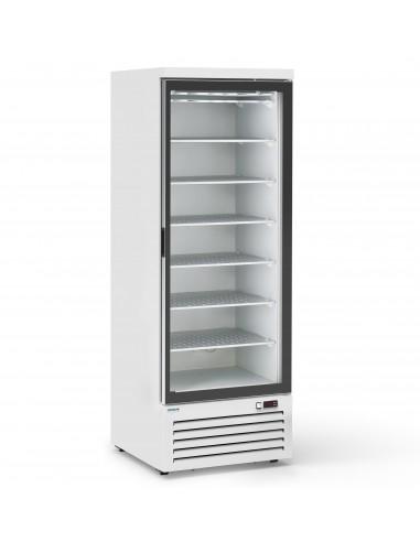 Expositor Congelador Vertical Frío Estático CLV070PVS Plata