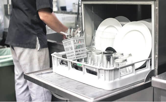 Lavavajillas industrial hostelería, Clima Hostel