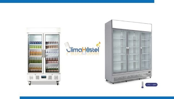 Descubre las ventajas de un armario congelador vertical